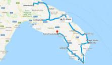 Risultati immagini per Itinerario per visitare il Salento
